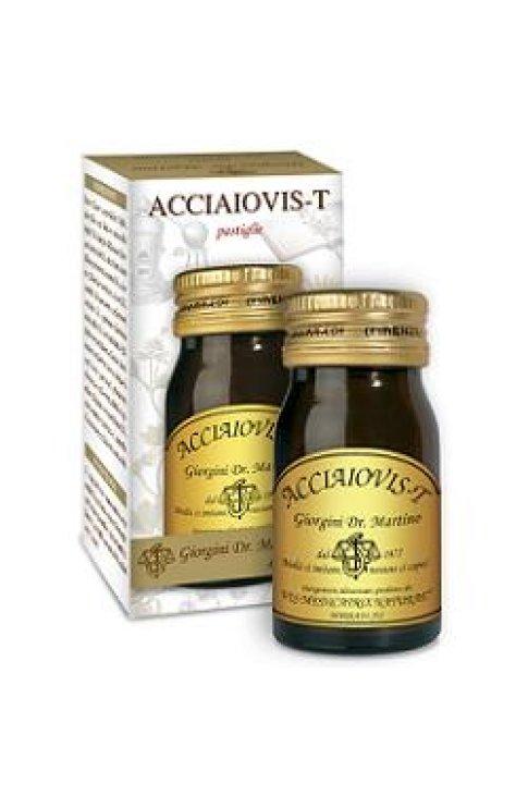 ACCIAIOVIS-T 180 Pastiglie 500 mg