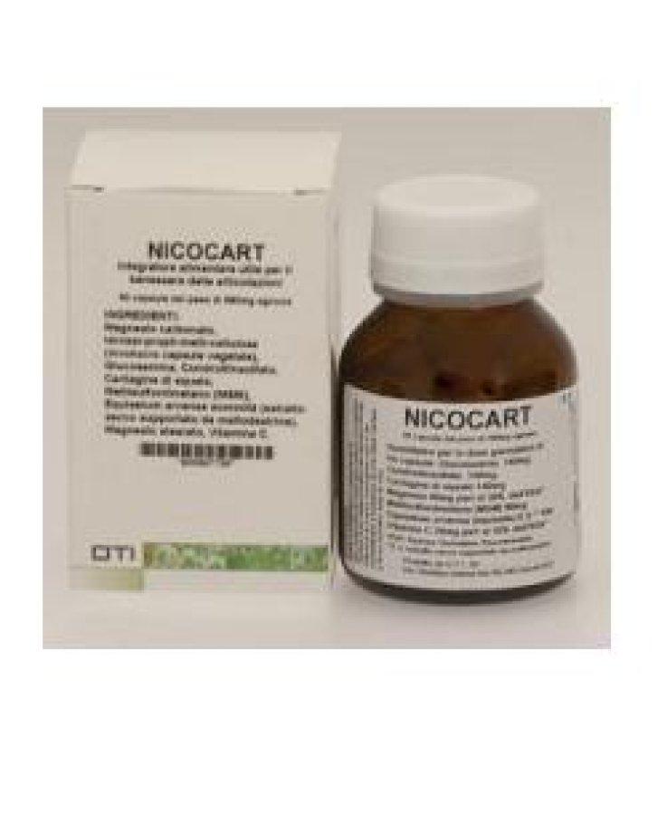 Nicocart 60 Capsule OTI