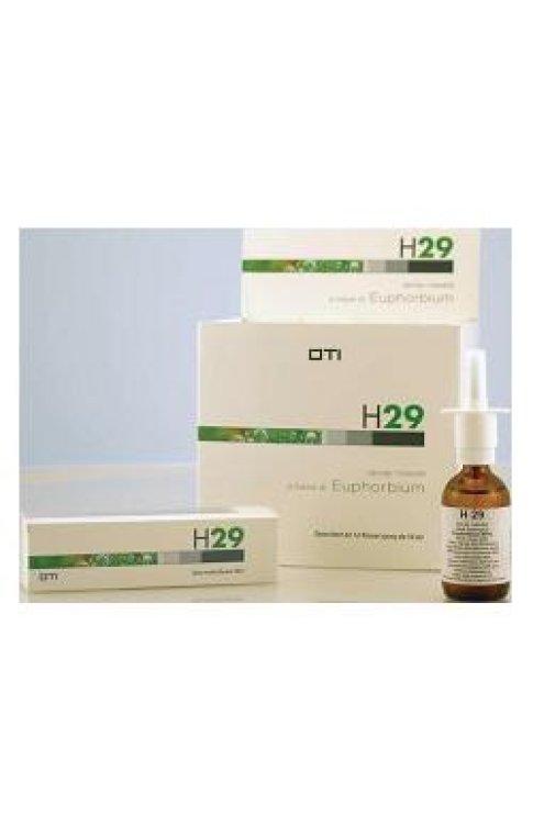 Homeo Rosa H 29 Flacone Spray 50 ml OTI