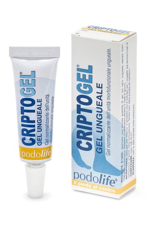 Criptogel Gel Ungueale 10ml