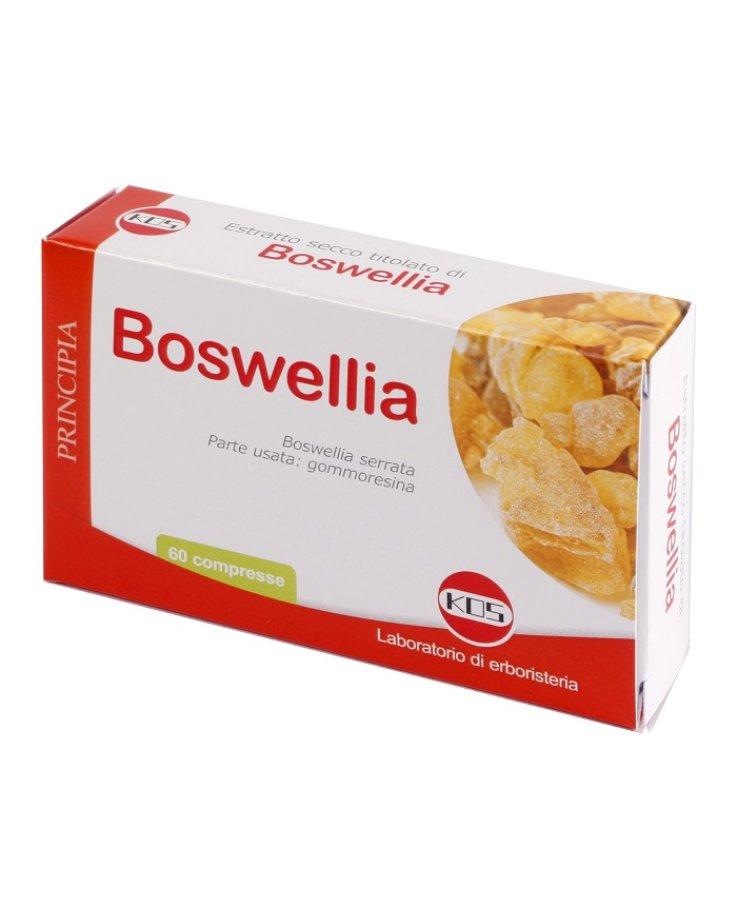 Boswellia Estratto Secco 60 compresse 24g