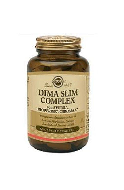 Dima Slim Complex 60cps Veg