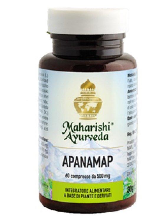 ApanaMap 60 Compresse
