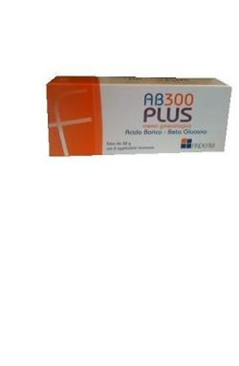 AB-300 Crema Plus Ginec.1% 30g