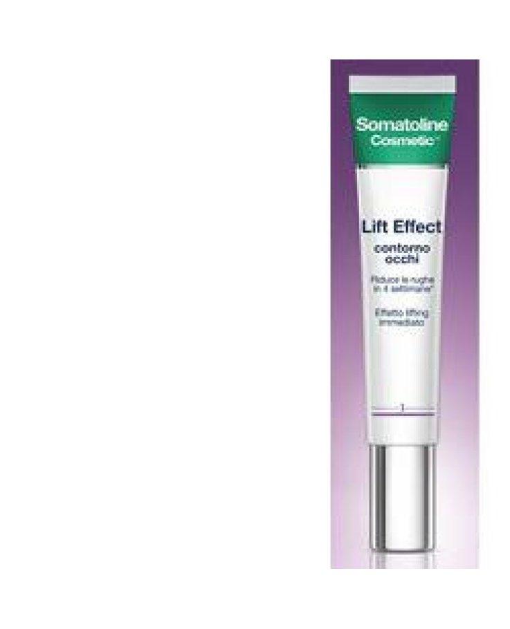Somatoline Cosmetic Lift Effect Viso Occhi
