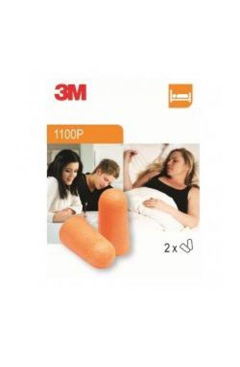 3M Tappi Auricolari Rumore Mono 4pz