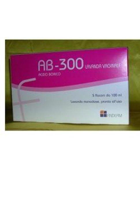 Ab 300 Lavanda Vaginale 5fl 140ml