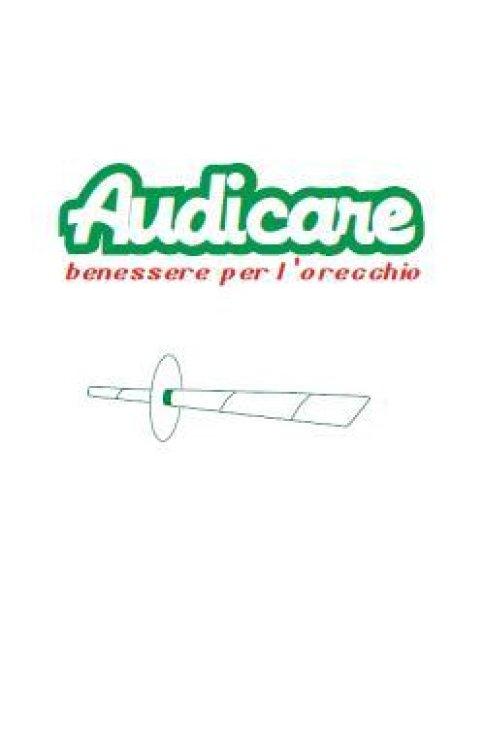 AUDICARE Coni Igiene Auricolare 2 Pezzi
