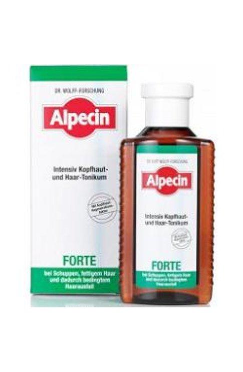 ALPECIN Forte Ton.Intens.200ml