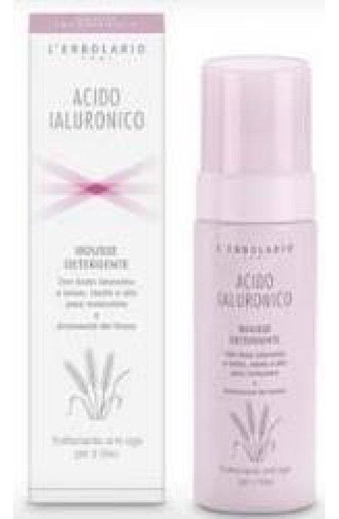 Acido Ialuronico Mousse Detergente
