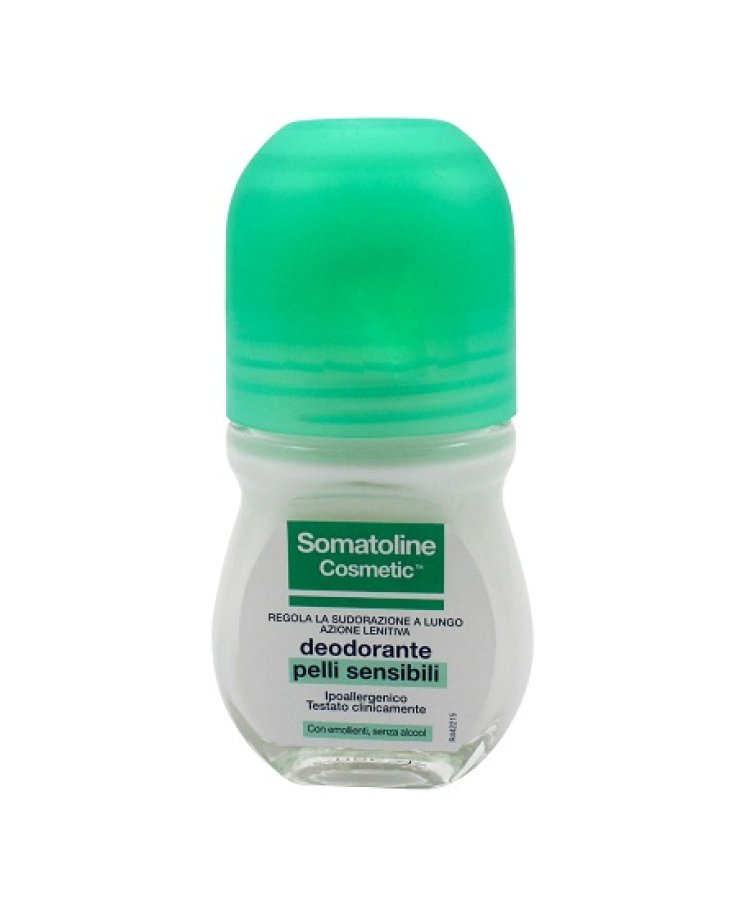 Somatoline Cosmetic Deo Rollon 50ml