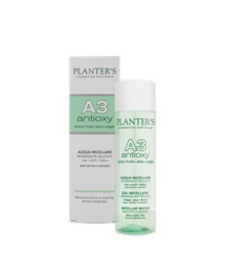 Planters 3a Acq Micellare Detergente 200ml
