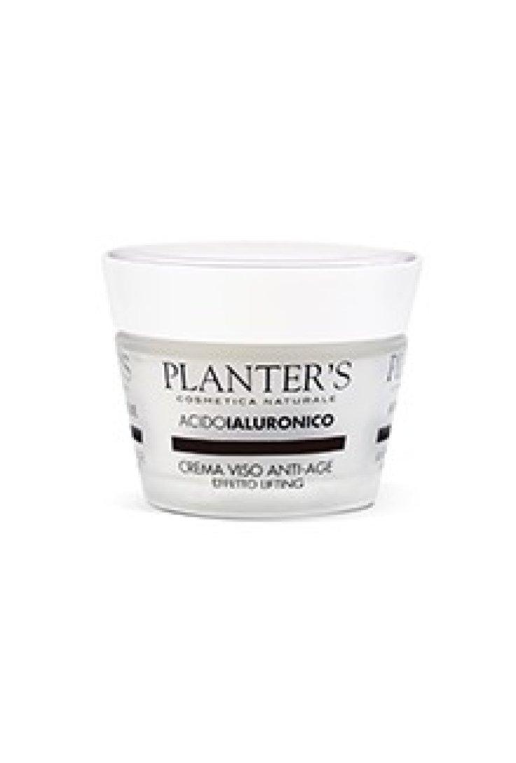 Planters Acido Ialuronico Crema Viso Effetto Lifting