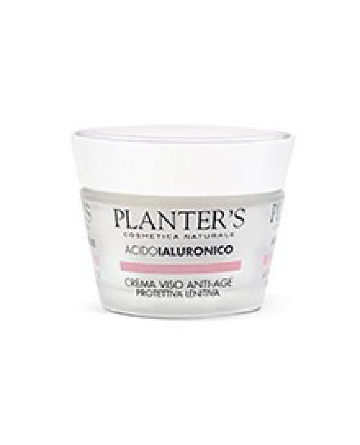 Planters Acido Ialuronico Crema Viso Protettiva