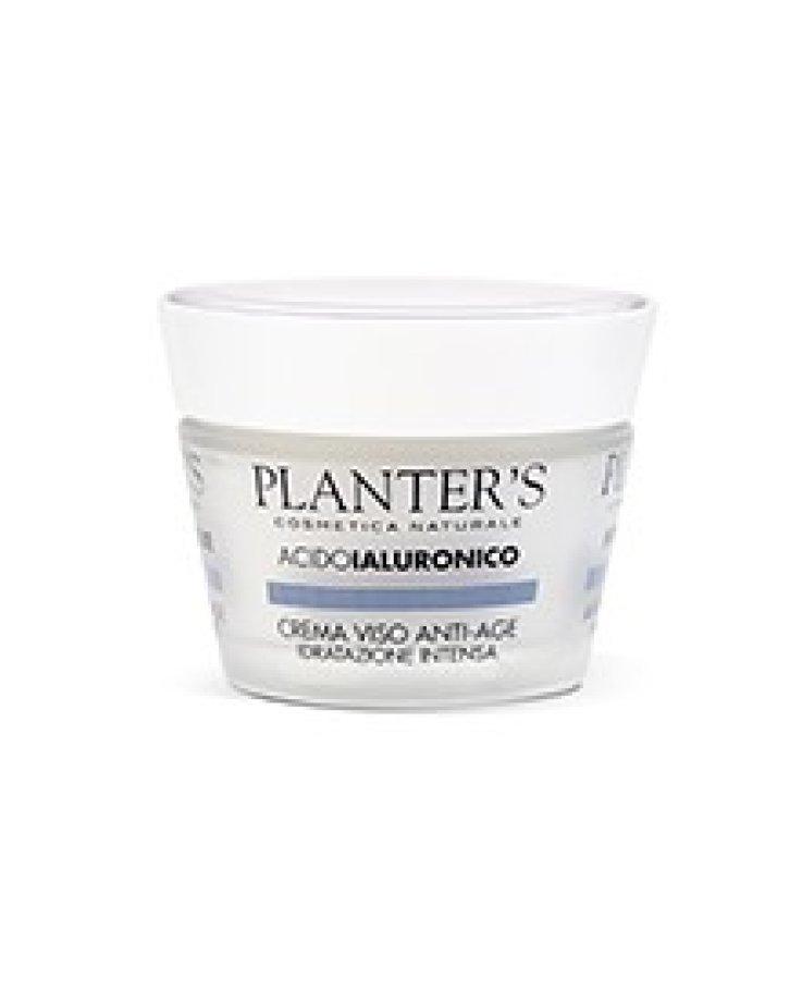 Planters Acido Ialuronico Crema Viso Super Idratante