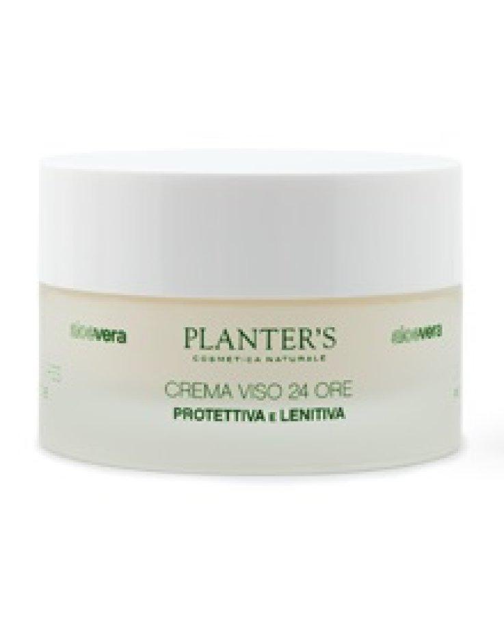 Planters Aloe Crema  24h Protettiva 50ml