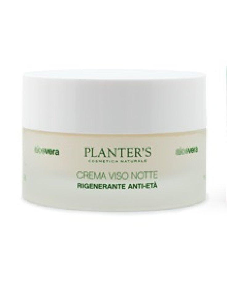 Planters Crema Notte Rigenerante Aloe