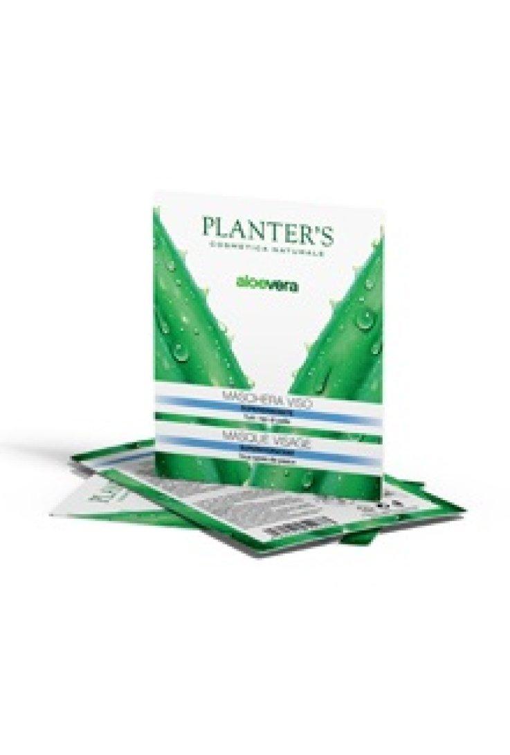 Planters Maschera Idratante Aloe