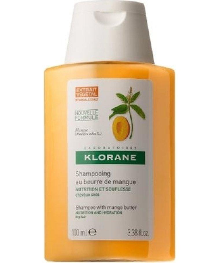 Klorane Shampoo Mango 100ml