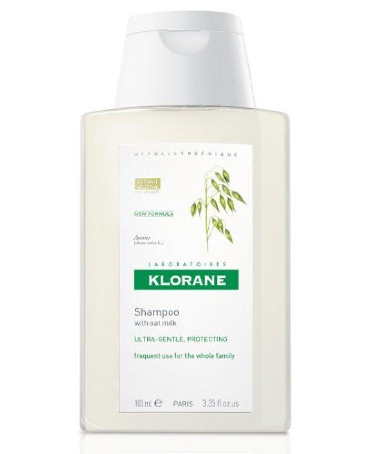 Klorane Shampoo Avena 100ml