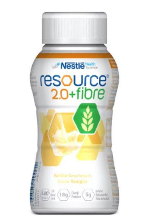 Resource 2,0 + Fibre Vaniglia 200ml