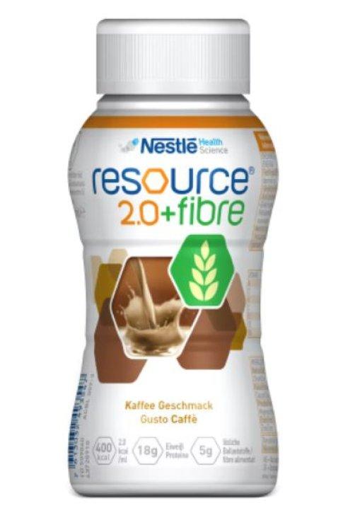Resource 2,0 + Fibre Caffè 200ml
