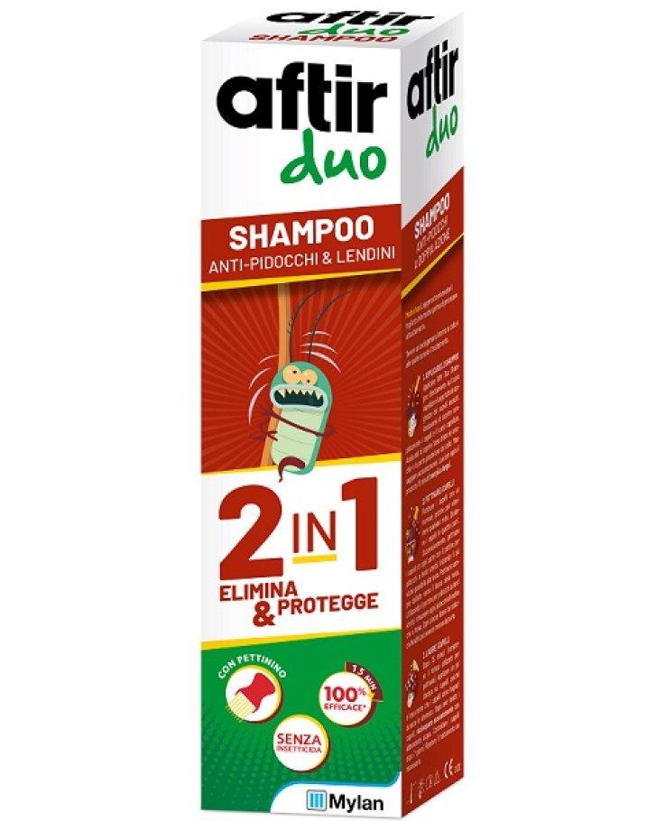 Aftir Duo Shampoo Antipidocchi 100ml