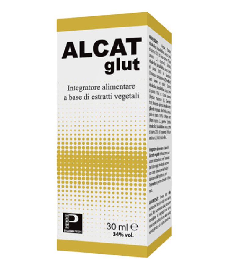 ALCAT GLUT Gtt 50ml
