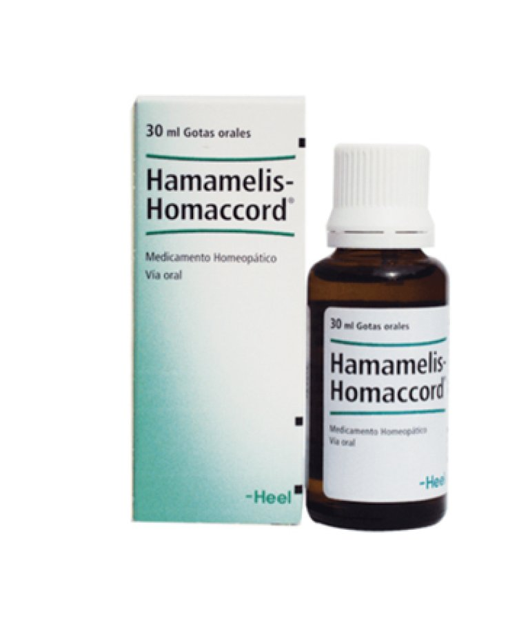 Hamamelis Homaccord 30ml Gocce Heel
