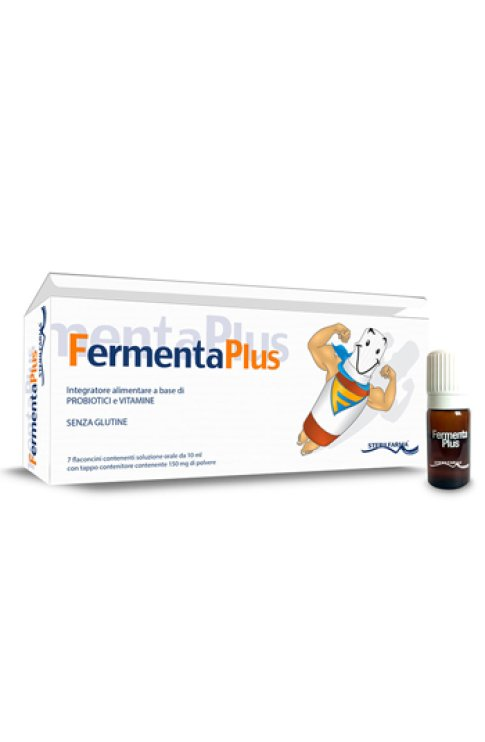 FERMENTA Plus 7 Fl.10ml