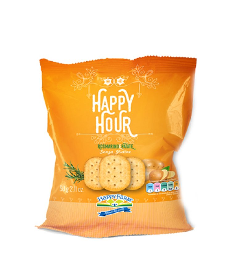 HAPPY FARM Happy Hour Rosm/Pat