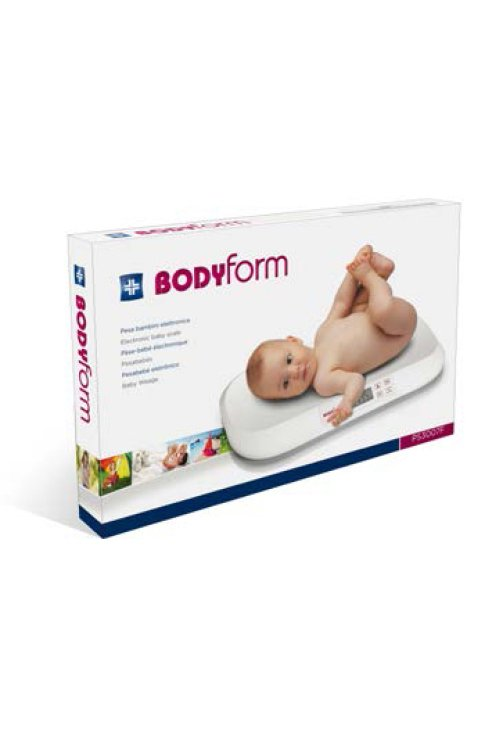 BodyForm Bilancia Pesa Bambini Elettronica