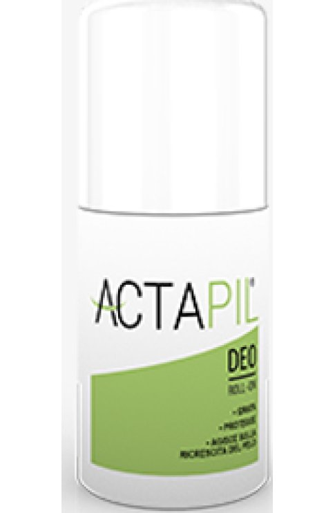 Actapil Deodorante Roll-On 50ml
