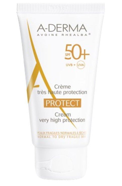 Aderma Protect Crema 50+ 40ml