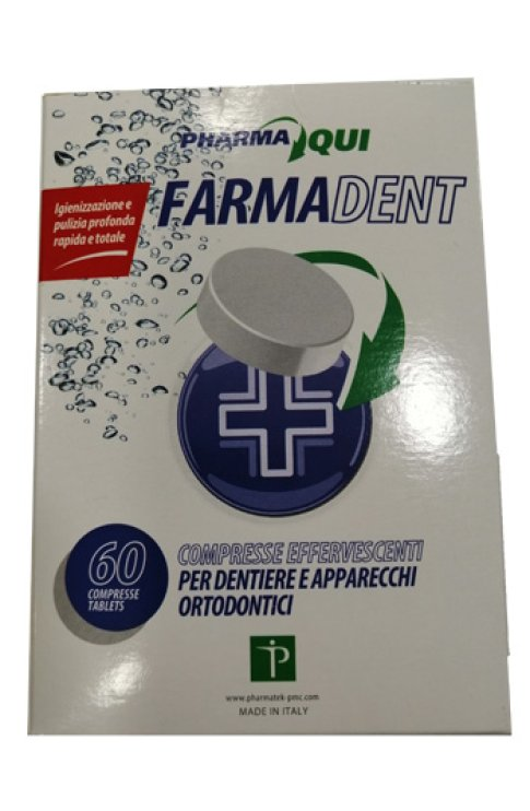 FARMADENT 60CPR EFFERV APP ORT