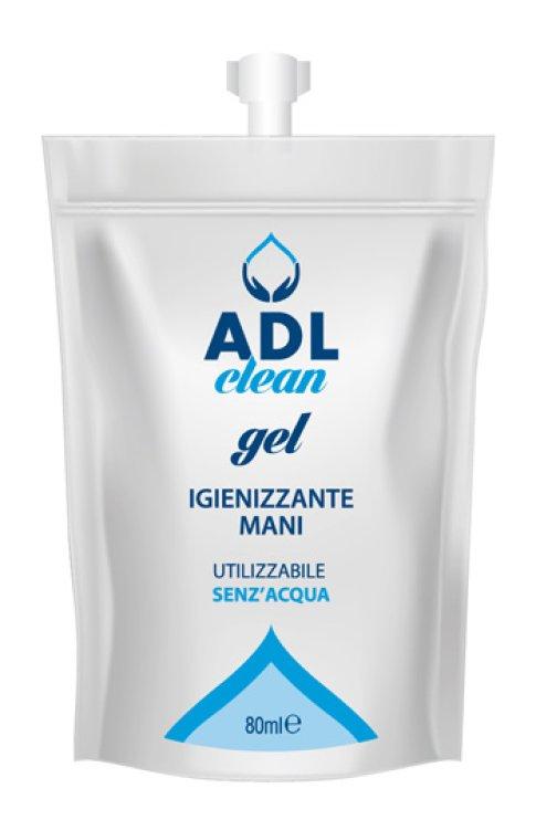 Adl Clean Gel Igien Easyb 80ml