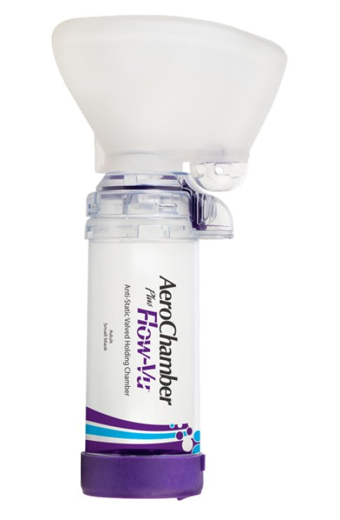 Aerochamber Plus Flowvu Ad S