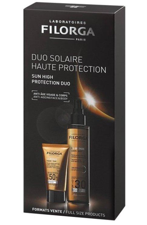 Cofanetto Duo Uv-bronze Face+b