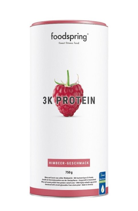 3k Protein Lampone 750g