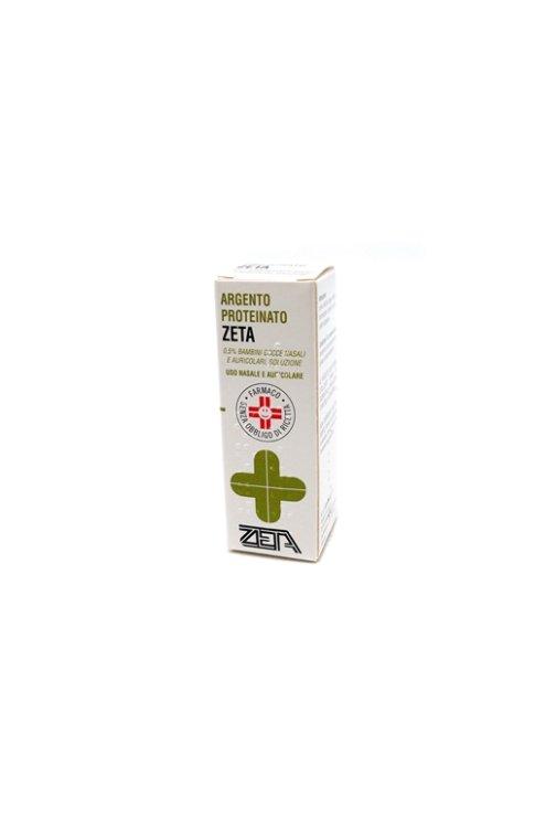 Argento Proteinato 0,5% 10ml