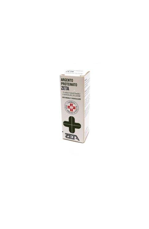Argento Proteinato 1% 10ml