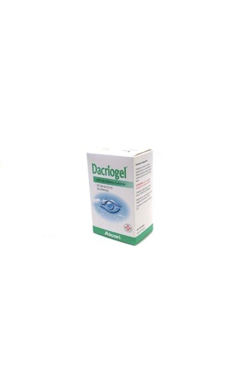 Dacriogel*gel 30f 0,5ml 0,3%
