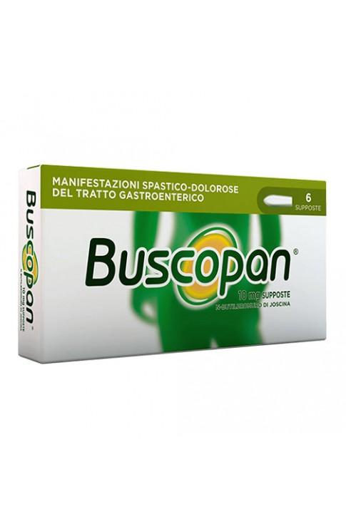 Buscopan Supposte 10mg