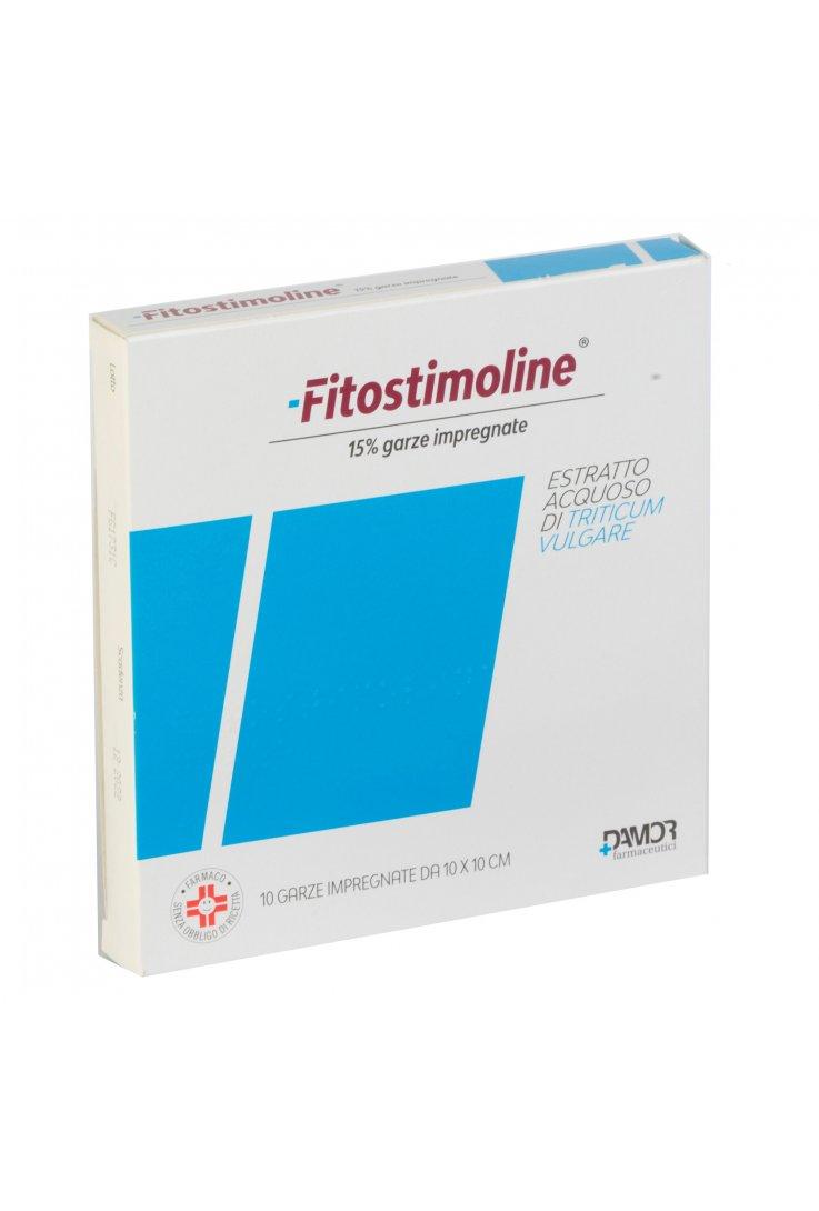Fitostimoline 10 Garze 15%
