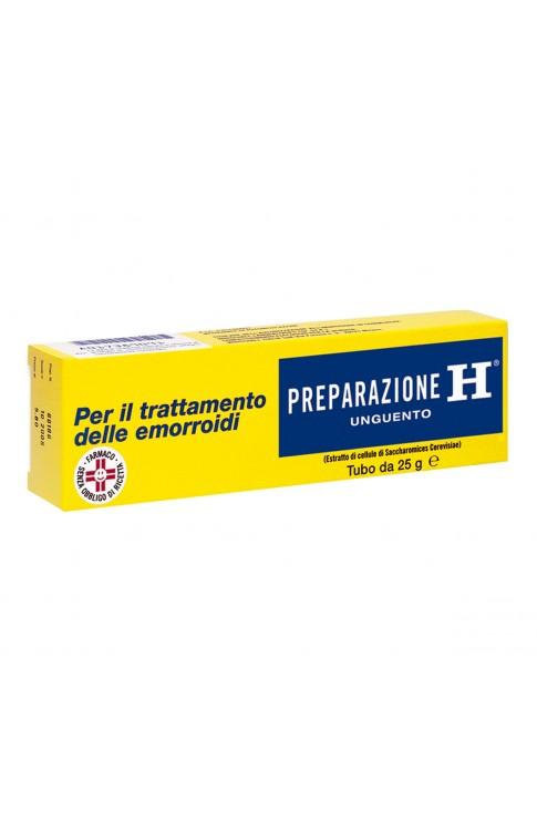 Preparazione H Unguento 1,08% 25g