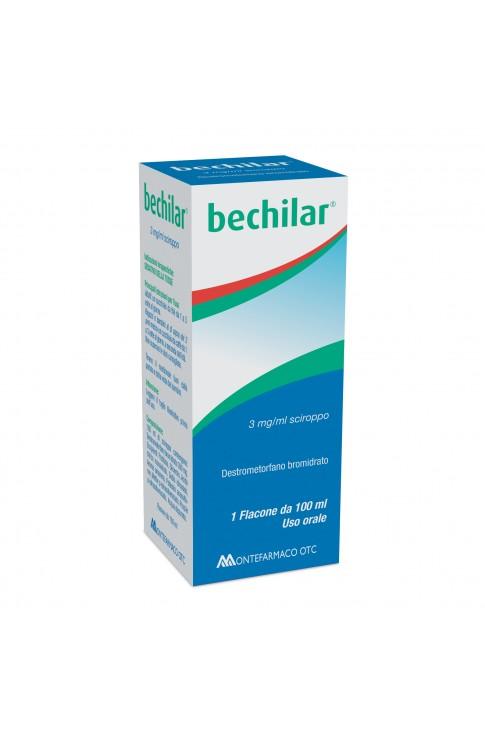 Bechilar Sciroppo Flacone 100ml 3mg ml