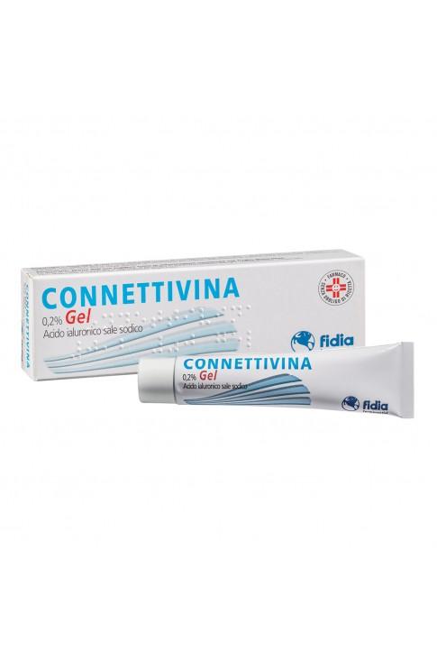 Connettivina Gel 0,2% Riparazione Pelle 30g
