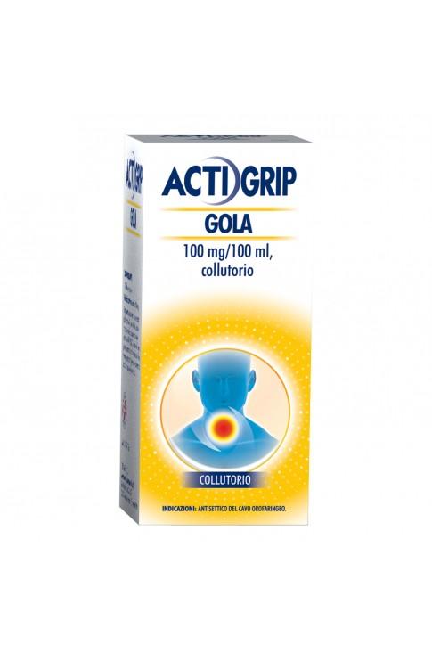 Actigrip Gola*collut 200ml200m