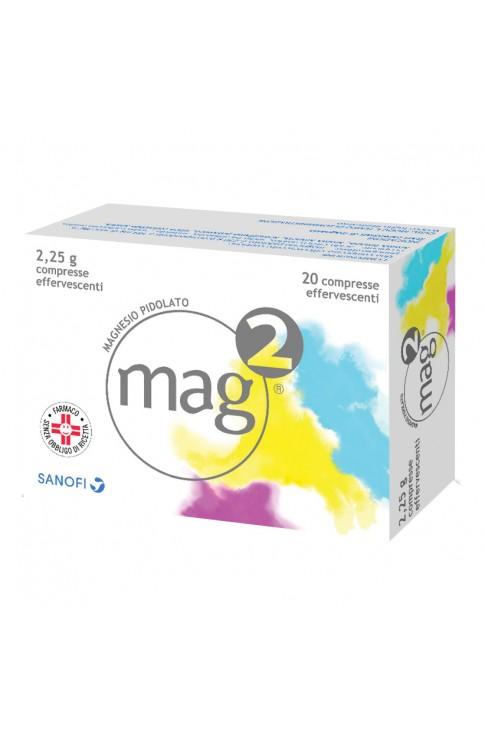 Mag2 20Compresse Effervescenti 2,25g