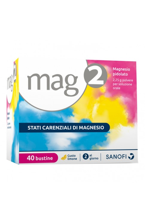Mag-2 40 Bustine 2,25g